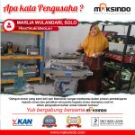 Jual Mesin Continuous Sealer With Gas (Band Sealer) di Surabaya
