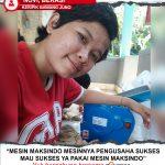 Jual Mesin Pembuat Mie (Cetak Mie) di Surabaya