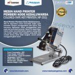 Jual Hand Printer (Pencetak Kedaluwarsa) di Surabaya
