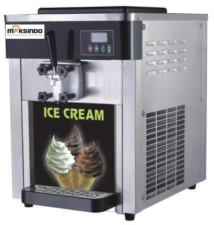 Mesin Es Krim (Soft Ice Cream) Lengkap 5