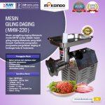 Jual Mesin Giling Daging (Meat Grinder) Usaha di Bekasi