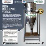 Jual Mesin Mixer Tepung Vertikal di Surabaya