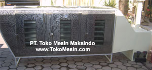 Mesin Oven Pengering Multiguna 10