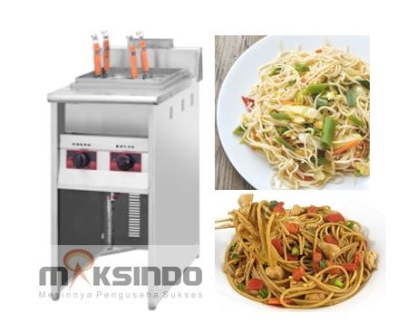 Mesin Pemasak Mie