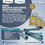 Jual Mesin Sealer Plastik Hand Sealer di Surabaya