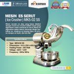 Jual Mesin Es Serut (Ice Crusher) di Surabaya