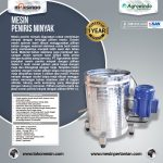 Jual Mesin Spinner Peniris Minyak di Surabaya
