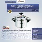 Jual Panci Presto Alumunium 7 -135 Liter di Surabaya