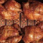 Jual Pemanggang Ayam Gas Rotisseries HORIZONTAL di Surabaya