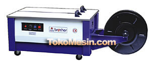 Semi Automatic Strapping Machine 2