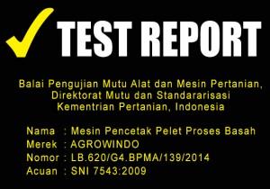 TEST-REPORT-MESIN-PENCETAK-PELET-PROSES-BASAH alatmesin