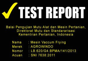 TEST-REPORT-MESIN-VACCUM-FRYING alatmesin