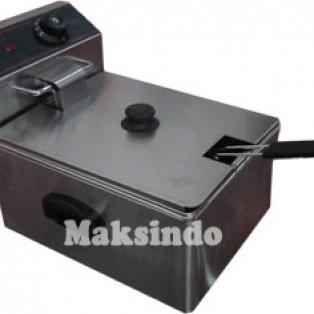 Jual Mesin Deep Fryer (Listrik) – Penggoreng Serbaguna di Surabaya