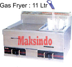 mesin-griddle-dan-gas-fryer