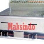 mesin griddle maksindo 52 150x150 Mesin Kentang Spiral (Twist Potato) dan Pengiris Buah dan Sayur Bentuk Spiral (Spiral Slicer)