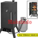 Jual Mesin Smokehouse (Pembuat Ikan Asap, Daging Asap, Sosis Asap) di Surabaya