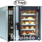 Mesin Oven Roti dan Kue Model Listrik