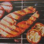 Jual Mesin Pemanggang Ikan dan Daging, Menjadi Steik (Gas Char Broiler) di Surabaya