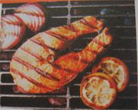Jual Mesin Pemanggang Ikan Dan Daging Menjadi Steik Gas