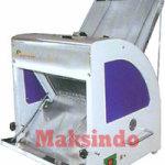mesin pemotong roti tawar maksindo slicer1 150x150 Mesin Kentang Spiral (Twist Potato) dan Pengiris Buah dan Sayur Bentuk Spiral (Spiral Slicer)