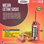 Jual Mesin Pembuat Sosis (Cetak Sosis) Stainless Steel di Surabaya