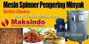 mesin spinner 1 alatmesin