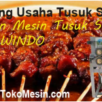 Jual Mesin Tusuk Sate Dan Jeruji Bambu di Surabaya