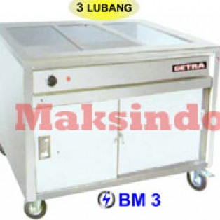 Jual Mesin Bain Marie Counter (Penyaji Makanan) di Surabaya