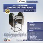 Jual Mesin Perajang Singkong Untuk Keripik di Surabaya