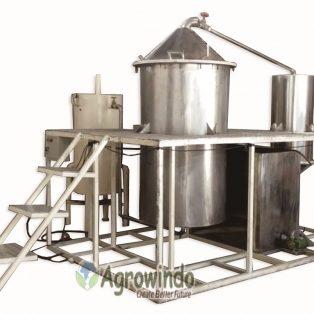 Jual Mesin Destilasi Minyak Atsiri (Nilam, Cengkeh, Gaharu,dll) di Surabaya