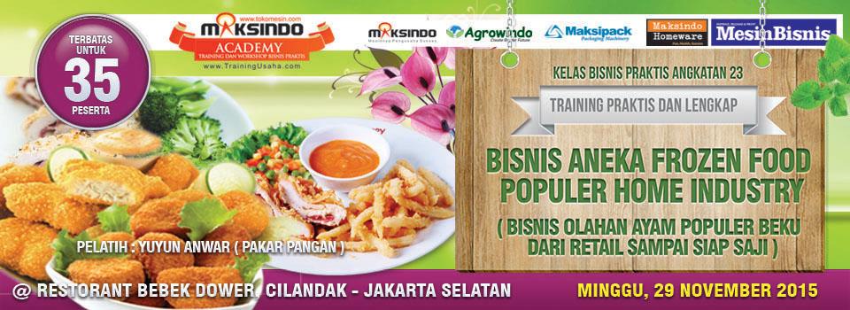 Banner Slide Frozen Toko Mesin Maksindo Surabaya Toko Mesin