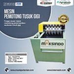 Jual Mesin Tusuk Gigi (paket komplit) di Surabaya