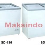 Jual Mesin Sliding Flat Glass Freezer di Surabaya