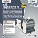 Jual Mesin Vacuum Frying Kapasitas 20-25 kg di Surabaya
