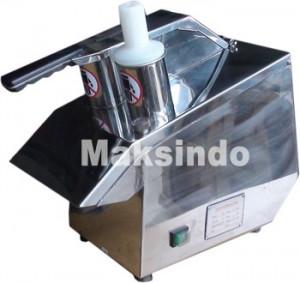 mesin-fruit-vegetable-cutter-baru-maksindo-j23 perajang buah