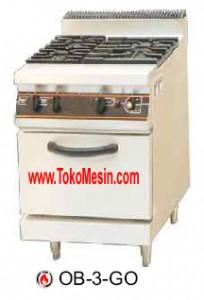 mesin gas open burner 1 alatmesin