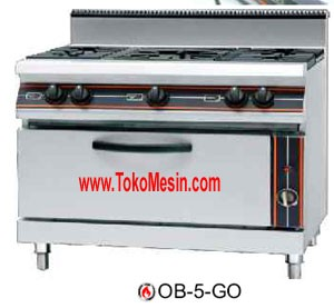mesin gas open burner 2 alatmesin