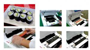 mesin sushi processing equipment 6 alatmesin
