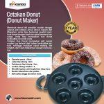 Jual Cetakan Donut (Donut Maker) di Surabaya