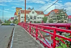Jembatan Merah alatmesin
