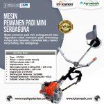 Jual Mesin Pemanen Padi Mini Serbaguna di Surabaya