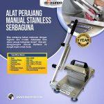 Alat Perajang Manual Stainless Serbaguna