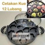 Jual Cetakan Kue 12 Lubang di Surabaya