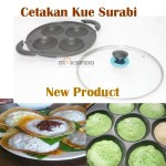 Jual Cetakan Kue Serabi di Surabaya