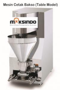 Mesin Cetak Bakso Mini MCB-200B alatmesin