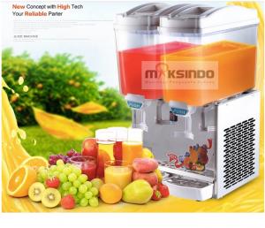 Mesin Juice Dispenser 2 Tabung (17 Liter) - DSP17x2 1 alatmesin