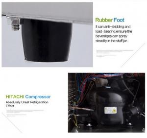 Mesin Juice Dispenser 2 Tabung (17 Liter) - DSP17x2 7 alatmesin
