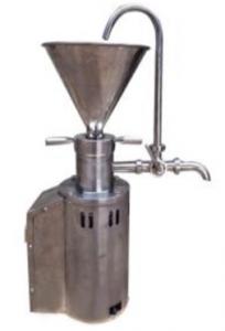 Mesin Pembuat Selai Kacang dan Buah (Colloid Mill) 4 alatmesin