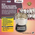 Jual Mesin Pencabut Bulu Burung Puyuh – Merpati di Surabaya