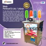 Jual Mesin Pembuat Es Loly / Lolipop di Surabaya